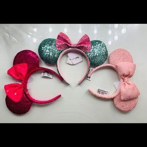 Disney Parks Minnie Mouse Bundle!!